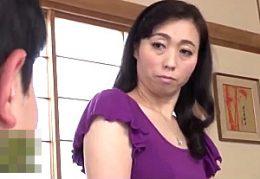 長身の五十路美熟女が絶叫痙攣イキまくり!岡田智恵子
