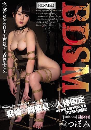 BDSM 緊縛×拘束具×人体固定 つぼみ