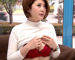 ピンク乳首の巨乳人妻がMM号で乳首を開発され連続痙攣イキまくり!推川ゆうり