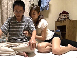 借金返済のために実父と共演する美人AV女優のドキュメンタリー作品!稲川なつめ