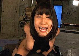気が強い女捜査官が快楽漬けにされ従順な肉便器堕ち!ガクガク痙攣イカされまくる!湊莉久