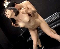 ピンク乳首の美熟女が立ちハメ限定セックスでビクビク痙攣!谷原希美
