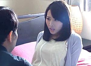 旦那の出張中、絶倫の中年オヤジに陵辱されセックス漬けにされたお椀型巨乳の美人妻!本田岬