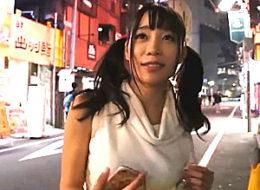 ライヴ帰りにハメ撮りエッチで痙攣イキまくる地下アイドル!富田優衣
