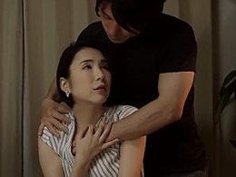 気が強い母親が娘の彼氏に何度も抱かれ屈しながらのビクビク痙攣イキ!舞原聖