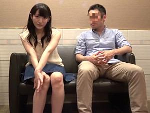 清楚な美少女がDQN彼氏公認でデカマラ男に寝取られ痙攣イキまくり!河奈亜依