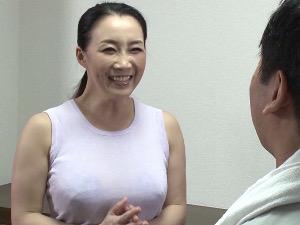 超敏感な巨乳熟女が元旦那とやりまくりガクガク激痙攣マジイキまくり!桐島美奈子