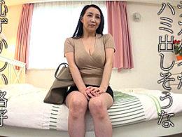 巨乳ポッチャリ熟女が若い男とハメ撮りHでガクガク激痙攣イキまくり!桐島美奈子