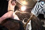新任女教師が媚薬漬けにされ電マ木馬と電動ドリルバイブで大量潮吹き痙攣イカされまくる!なつめ愛莉