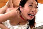 女医マジ泣き!罵倒され強烈ファックで潮吹き痙攣マジイキ!ザーメンを飲み干すド変態!山本美和子