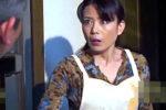 あなた許して。若い営業マンの強引な誘いを拒みきれない美熟女人妻!三浦恵理子