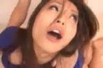 巨乳のお姉さんが白目をむいて、アヘ顔でガクブル激痙攣!山本美和子