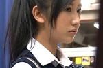 美少女JKが媚薬付き高速ピストンでパイパン突かれ白目痙攣トランス