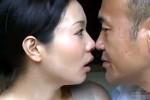 セックス大好きな色っぽい人妻が朝から夫と父親と連続エッチ!北谷静香