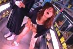 娘と買い物中に陵辱された母親が潮吹きお漏らしガクガク痙攣イカされまくる!矢部寿恵
