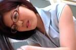 保健室で中年教師を誘惑した美人先生が痙攣イキまくり白目剥いて意識朦朧!南つかさ